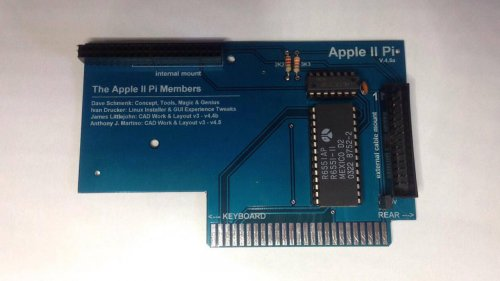 Apple Pi para Apple II, II+, IIe e clones