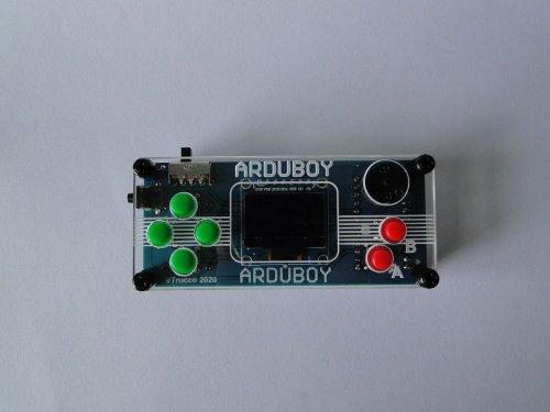 Pré-venda: Kit de montagem Arduboy