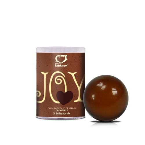 BOL. AROMÁTICA JOY C/ 1 - CHOCOLATE