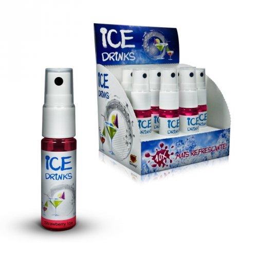 ICE DRINKS - STRAWBERRY 15ML