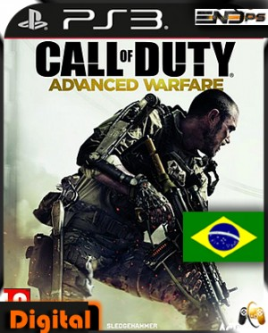 Call of Duty: Advanced Warfare - Ps3