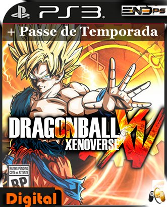 Dragon Ball Xenoverse + Passe - Ps3