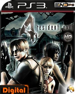 Resident Evil 4 - PS3