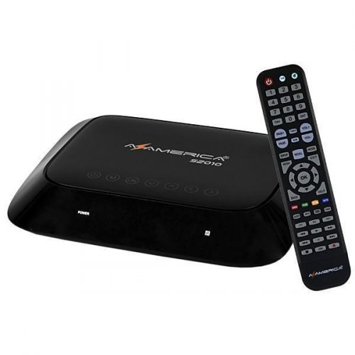 Receptor Azamerica S-2010 - 4K / WI-FI / ANDROID / IKS-SKS-IPTV / ACM - MEGA PROMOÇÃO!