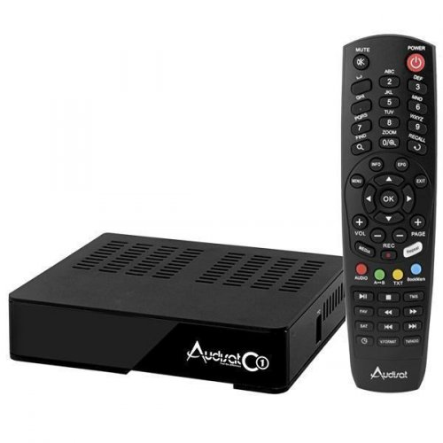 Receptor Audisat C1 Full HD IPTV ACM H 265