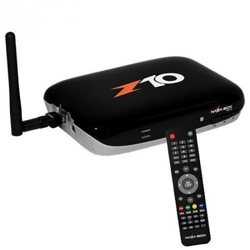 Receptor Nazabox NZ 10 HD iks sks acm